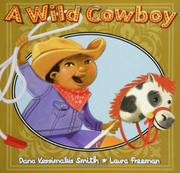 Cover art for A WILD COWBOY