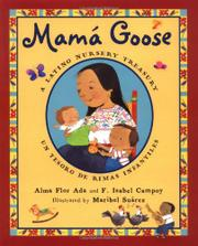 Cover art for MAMÁ GOOSE