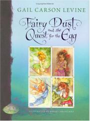 Book Cover for FAIRY DUST AND THE QUEST FOR THE EGG