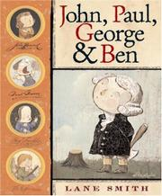 Book Cover for JOHN, PAUL, GEORGE & BEN