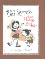 Book Cover for BIG SISTER, LITTLE SISTER