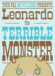 Book Cover for LEONARDO, THE TERRIBLE MONSTER