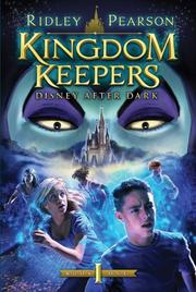 Cover art for THE KINGDOM KEEPERS