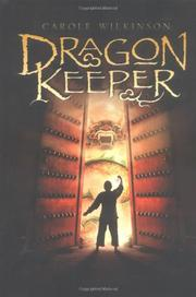 Cover art for DRAGON KEEPER
