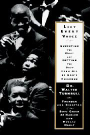 LIFT EVERY VOICE by Walter Turnbull