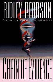 CHAIN OF EVIDENCE by Ridley Pearson