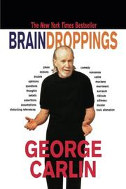 Cover art for BRAIN DROPPINGS