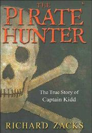 Cover art for THE PIRATE HUNTER