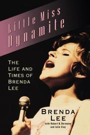 Cover art for LITTLE MISS DYNAMITE