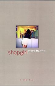 Book Cover for SHOPGIRL