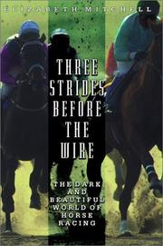 Cover art for THREE STRIDES BEFORE THE WIRE