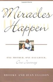 MIRACLES HAPPEN by Brooke Ellison