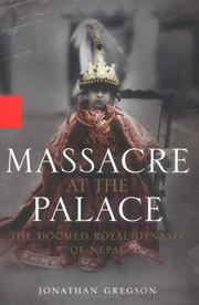 MASSACRE AT THE PALACE by Jonathan Gregson