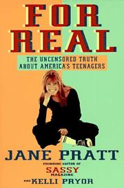 FOR REAL by Jane Pratt