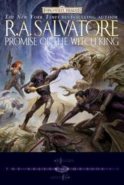 PROMISE OF THE WITCH-KING by R.A. Salvatore