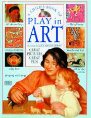Cover art for A CHILD'S BOOK OF PLAY IN ART