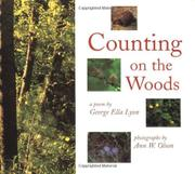 COUNTING ON THE WOODS by George Ella Lyon