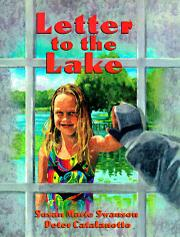 Cover art for LETTER TO THE LAKE