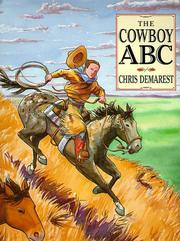 THE COWBOY ABC by Chris Demarest