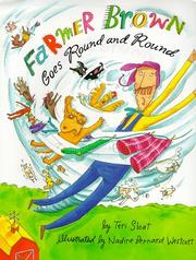Book Cover for FARMER BROWN GOES ROUND AND ROUND