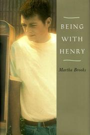 Cover art for BEING WITH HENRY
