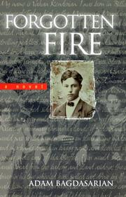Cover art for FORGOTTEN FIRE