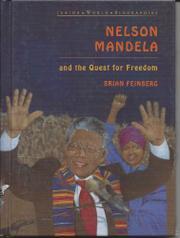 NELSON MANDELA by Brian Feinberg