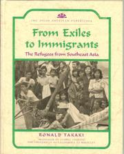 Cover art for FROM EXILES TO IMMIGRANTS