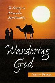 WANDERING GOD by Morris Berman