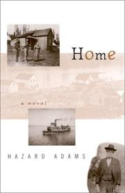 HOME by Hazard Adams
