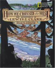 Cover art for HOW WE CROSSED THE WEST