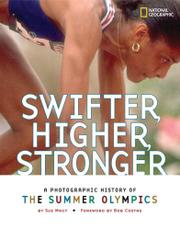 Cover art for SWIFTER, HIGHER, STRONGER