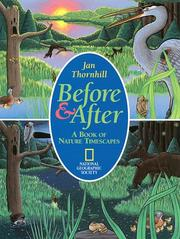 BEFORE & AFTER by Jan Thornhill