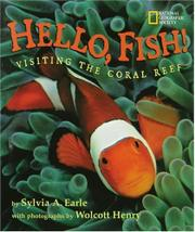 Book Cover for HELLO, FISH!