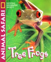 TREE FROGS by Marfé Ferguson Delano