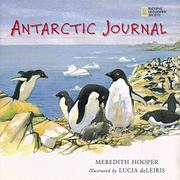 Cover art for ANTARCTIC JOURNAL