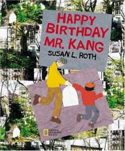 Book Cover for HAPPY BIRTHDAY MR. KANG
