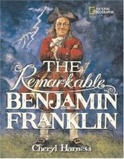 Cover art for THE REMARKABLE BENJAMIN FRANKLIN