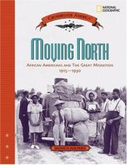 Cover art for MOVING NORTH