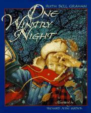 Cover art for ONE WINTRY NIGHT
