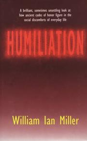 Cover art for HUMILIATION