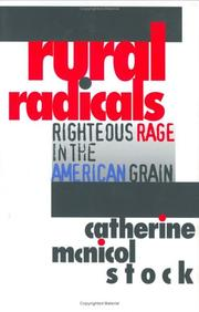Book Cover for RURAL RADICALS