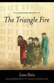 THE TRIANGLE FIRE by Leon Stein