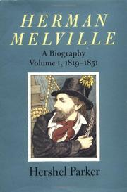 Book Cover for HERMAN MELVILLE