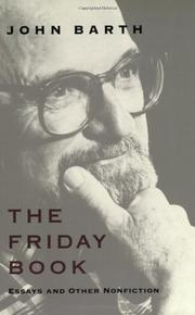THE FRIDAY BOOK by John Barth