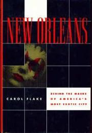 NEW ORLEANS by Carol Flake
