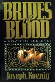 BRIDES OF BLOOD by Joseph Koenig