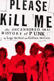 Cover art for PLEASE KILL ME