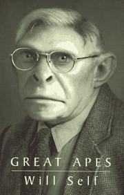 Cover art for GREAT APES