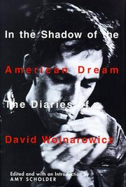 Cover art for IN THE SHADOW OF THE AMERICAN DREAM